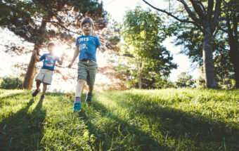 Montreal Family Photographer | Outdoor Photo Sessions