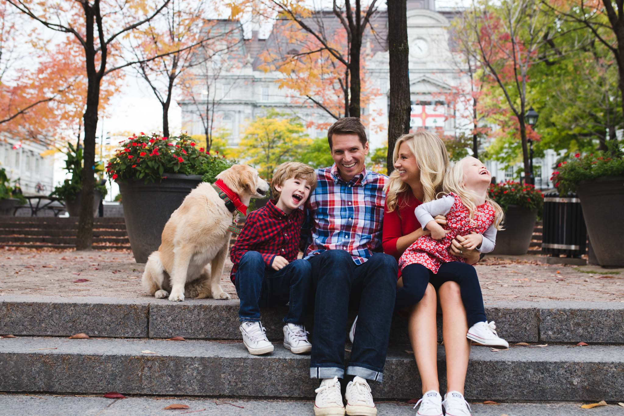 Montreal Family Photographer
