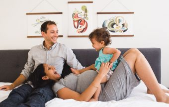 How to Prepare for a Maternity Session