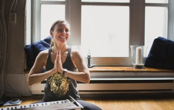 Career Q&A - Jennifer Maagendans of Luna Yoga