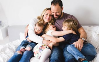 D + D | Montreal Family Session